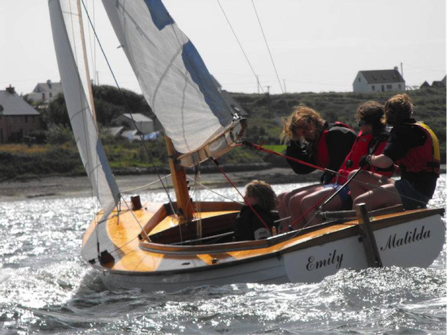 Sailing School in June